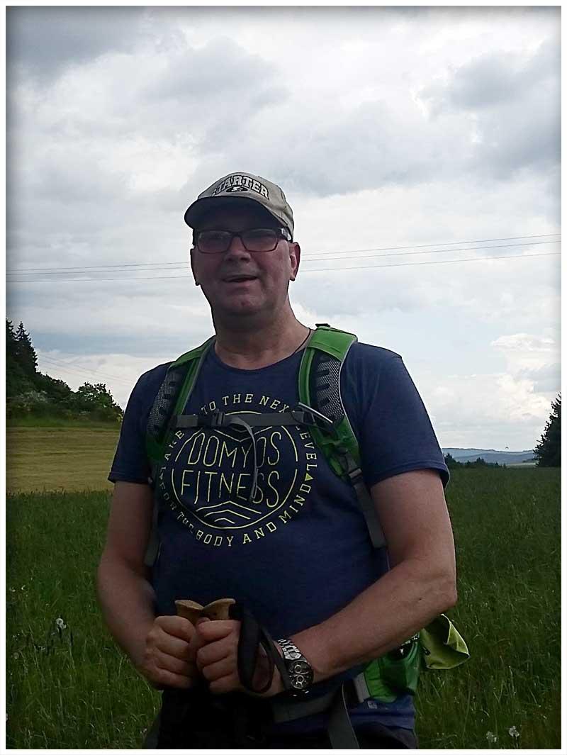 Hermm Schmidt, Leiter der Pilgerschule